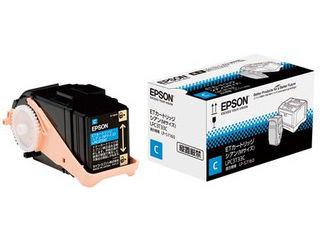 EPSON/エプソン LP-S7160シリーズ用 ETカートリッジ/シアン/Mサイズ (印刷可能ページ:約5300ページ) LPC3T33C