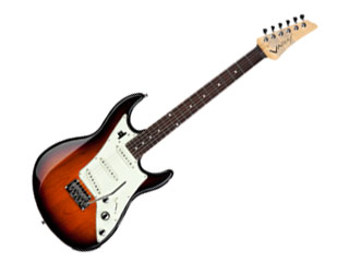 LINE6/ラインシックス JTV-69S 3TS(スリートーン・サンバース) L6 モデリングギター 【JAMES TYLER VARIAX】 【国内正規品】 【RPS160327】