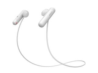 SONY ソニー WI-SP500W(ホワイト) ワイヤレスステレオヘッドセット