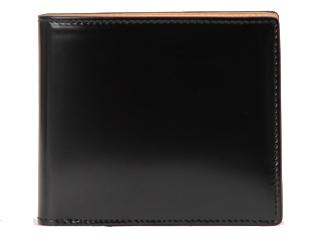 PID/ピー・アイ・ディー VASTO コードバンウォレット/二つ折り財布・本革 (ブラック) 25262