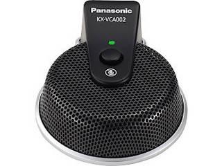 Panasonic/パナソニック HDコム専用バウンダリーマイクロホン(アナログ) KX-VCA002 納期にお時間がかかる場合があります