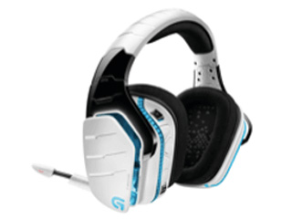 Logicool/ロジクール G933rWH(ホワイト) ロジクール G933 SNOW ワイヤレス 7.1 サラウンド ゲーミング ヘッドセット