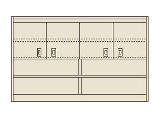 SAKAE/サカエ 【代引不可】ピットイン上部架台 PN-8HMCK