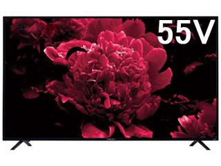 55V型 4K対応液晶テレビ ORION/オリオン OL55RD100