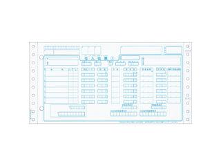 ヒサゴ BP1703 チェーンストア統一伝票(タイプ用)