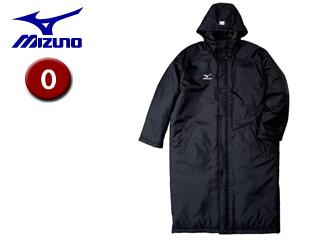 mizuno/ミズノ 32JE4558-09 ボアコート トレーニングウエア 【O】 (ブラック)