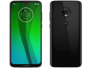 Motorola/モトローラ 6.24型SIMフリースマートフォン Moto G7 PADY0000JP セラミックブラック 単品購入のみ可(取引先倉庫からの出荷のため) 【クレジットカード決済、代金引換決済のみ】