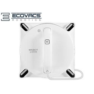 【nightsale】 ECOVACS/エコバックス WINBOT 950 窓用ロボット掃除機 (クラシックホワイト)