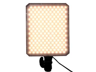 照射角・発光面が広いので近接照明でも明るくムラの無い光を照射 LPL L27564 ライトパネルプロ VLF-5300XP(バイカラー/68W Type)
