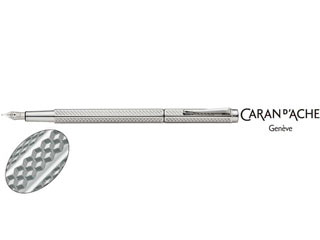 CARAN dACHE/カランダッシュ 【Ecridor/エクリドール】キューブリック 万年筆 F 0958-367