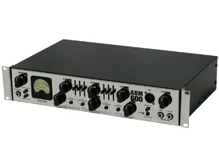 ASHDOWN/アッシュダウン ABM-600-RC-EVO IV アンプヘッド