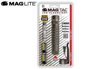 MAG-LITE/マグライト SG2LRF6 マグライト マグタック LED プレーンベゼル (フォレッジグリーン) 【310ルーメン】※電池付属