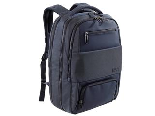 NAVA DESIGN/ナヴァデザイン バックパック NAVA Gate Backpack travel 17 【ブルーインク】 バッグ ビジネス 鞄 イタリア リュック  バッグ BAG 旅行 出張 ビジネス 通勤 メンズ