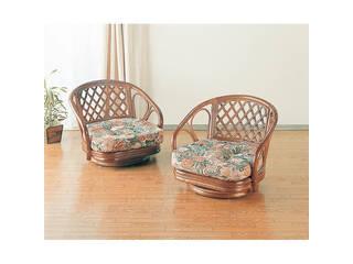 新版 【代引不可商品】籐回転座椅子 2個組 2個組 H28TK703 H28TK703, 幸運堂 天然石パワーストーン:1d1cf3cf --- nba23.xyz