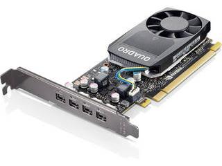 Lenovo/レノボ NVIDIA Quadro P620 グラフィックスカード(ハイプロファイル搭載) 4X60R60468