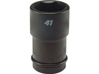 FLASH TOOL/フラッシュツール インパクト ロングソケット差込角25.4mm対辺60mm2.3/8 1/1WAU-60