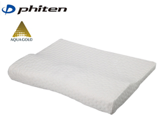 シリコーン球の指圧効果で頚椎の疲れを緩和し身体の歪みを眠りながら整る画期的な枕。