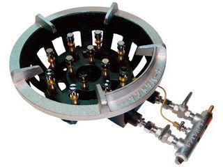 サントク サントク ガスコンロ 立型ゴトク TG型 TG-15 LP