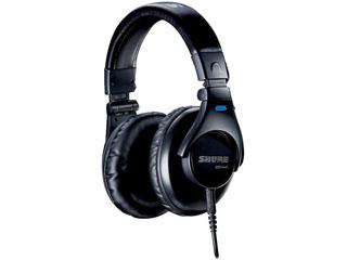【国内正規品】 SHURE/シュアー SRH440-A (SRH440) プロフェッショナル・スタジオ・ヘッドフォン