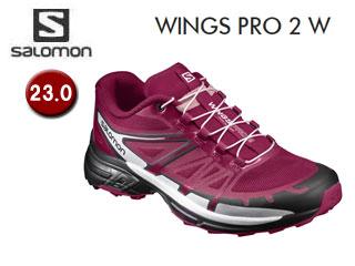 SALOMON/サロモン L39243900 WINGS PRO 2 W ランニングシューズ ウィメンズ 【23.0】