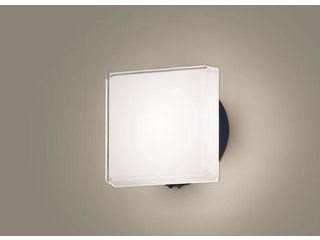 Panasonic/パナソニック LGWC80307LE1 LEDポーチライト オフブラック【電球色】【明るさセンサ付】【壁直付型】