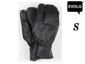 EVOLG/エヴォログ TM LET2343 C/#12 BLACK【S】 【エヴォルグ】【エボルグ】【スマホ手袋】【操作できる】【スマホ操作】【手袋したまま】