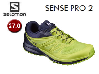 SALOMON/サロモン L39250400 SENSE PRO 2 ランニングシューズ メンズ 【27.0】