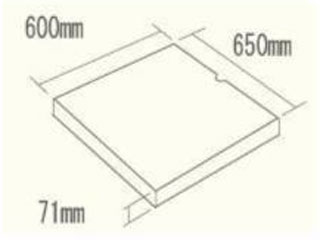 TOSHIBA/東芝 TWR600 補強板