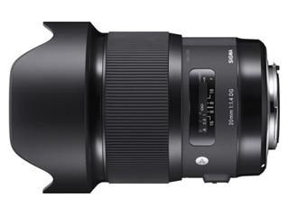 SIGMA/シグマ 20mm F1.4 DG HSM Art ソニ-Eマウント Sony Eマウント