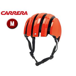 CARRERA/カレラ FOLDABLE BASIC シティバイクヘルメット 【Mサイズ(S/M)】 (Red Iride)