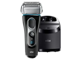 Braun/ブラウン ブラウン シリーズ5 シェーバー 3枚刃 洗浄器付き電動髭剃り 5197CC