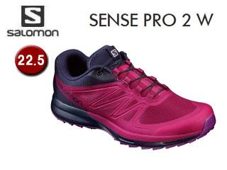 SALOMON/サロモン L39250600 SENSE PRO 2 W ランニングシューズ ウィメンズ 【22.5】