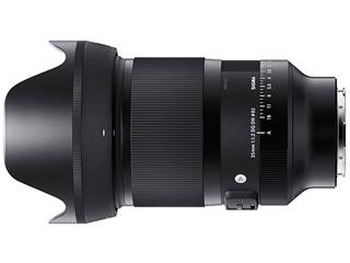 【お得なセットもあります!】 SIGMA/シグマ 35mm F1.2 DG DN Art ソニー E マウント用 ミラーレス専用大口径単焦点レンズ Sony Eマウント
