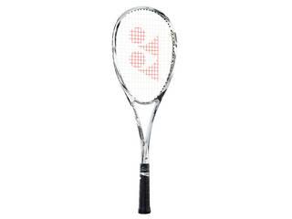 YONEX/ヨネックス ソフトテニスラケット F-LASER 9V(エフレーザー 9V) フレームのみ UL1プラウドホワイト FLR9V-719