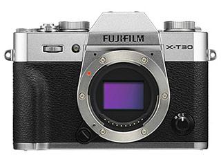 小型軽量ボディに最新のイメージセンサー 画像処理エンジンを搭載し 高速 静音連写性能で決定的瞬間を逃さない 贈与 FUJIFILM 限定タイムセール フジフイルム シルバー ボディ X-T30 F ミラーレスデジタルカメラ X-T30-S