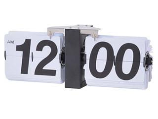 FLIP CLOCK/フリップクロック 掛け置き兼用 レトロデザイン パタパタ時計