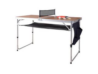 卓球が楽しめるアウトドアテーブル ピンポンテーブル