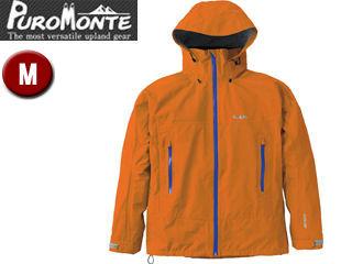 Puromonte/プロモンテ SJ007M Rain Wear ゴアテックス オールウェザージャケット Men's 【M】 (オレンジ)