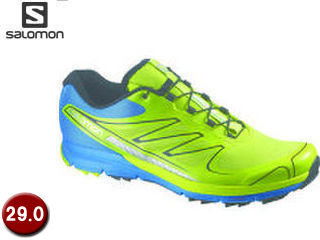 SALOMON/サロモン L37072800-C8920 SENSE PRO GECKO【29.0】 (GECKO GREEN/METHYL BLUE/BLACK)