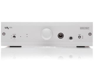 Musical Fidelity LX2-HPA S(シルバー) 据え置き型ヘッドフォンアンプ