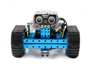 ・STME教育 Makeblock Japan プログラミングが学べるロボットキット mBot Ranger Robot kit (Bluetooth Version) 99096 ・組立時間約1時間半 ・プログラミングロボットキット