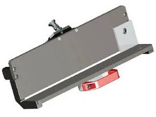 FUJIGEN/富士元工業 【代引不可】卓上型面取り機 ナイスコーナーF3 オプションスライドガイド板 F3S-400