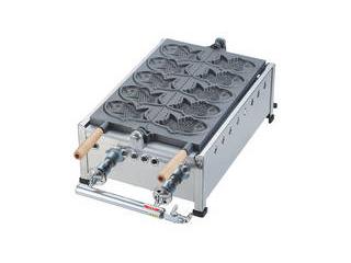 (お得な特別割引価格) 鯛焼器 (5匹焼フッソ加工付) 2連セット 12、13A 12 2連セット、13A, 青い鳥ハンドメイド&セレクト雑貨:19c758f0 --- test.ips.pl