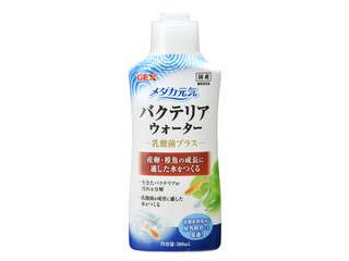 GEX/ジェックス メダカ元気 バクテリアウォーター 300ml