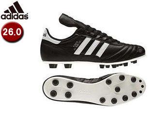 adidas/アディダス 15110 コパムンディアル【26cm】ブラック/ランニングホワイト