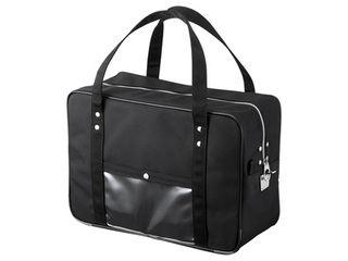 サンワサプライ メールボストンバッグ(M) ブラック BAG-MAIL1BK
