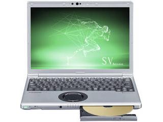 Panasonic パナソニック 12.1型ノートPC Let's note SV8(i5/SSD256GB/DVDドライブ/Office2019) CF-SV8KDMQR 単品購入のみ可(取引先倉庫からの出荷のため) クレジットカード決済 代金引換決済のみ