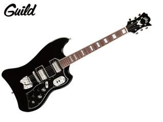 GUILD/ギルド S-200 T-BIRD/BLK [black] エレキギター 【ギグバッグセット!】