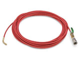 Asada/アサダ 1/4PS洗管ホース10mSUSワンタッチカプラ仕様15/150GS・16/150G、GP用 HD04031
