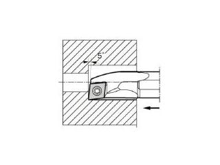 KYOCERA/京セラ 内径加工用ホルダ S25S-SCLPR09-27A